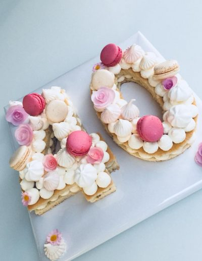 Number Cake Lille