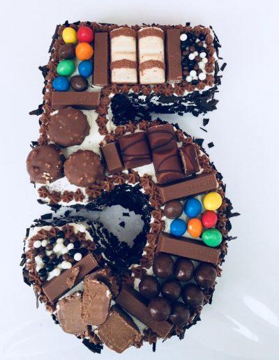 Gâteau chiffre Lille