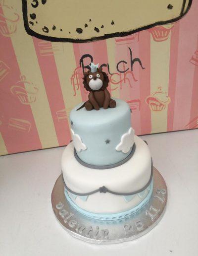 Gâteau anniversaire personnalisé Nord