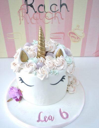 Gâteau licorne Lille