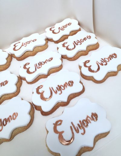 Biscuits personnalisé Lille