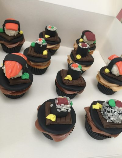Cupcake personnalisé nord